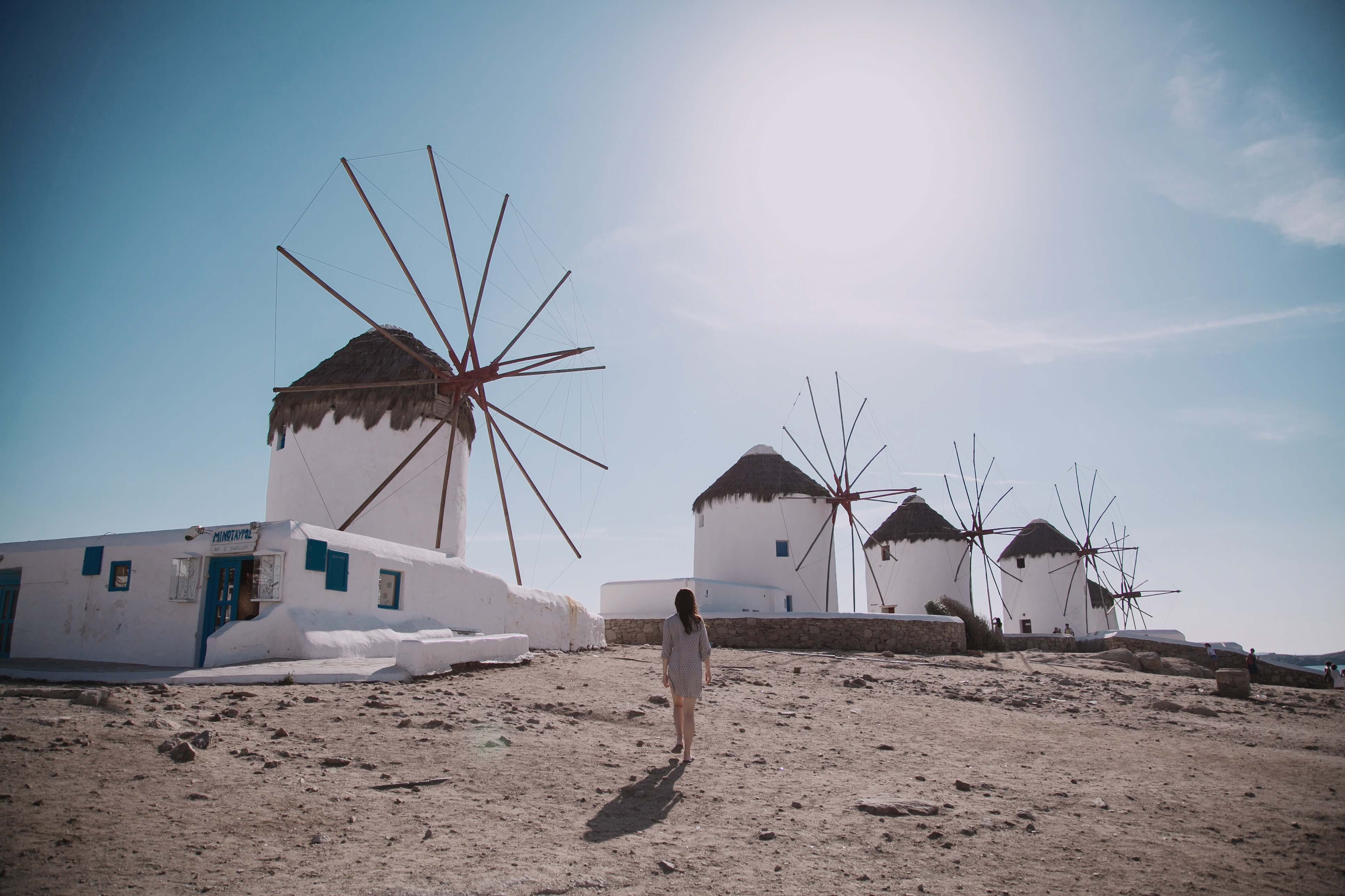 mykonos tailor made tours